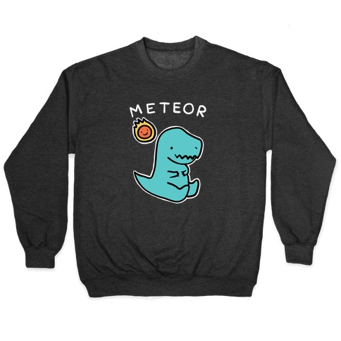 Meteor Dino Pullover