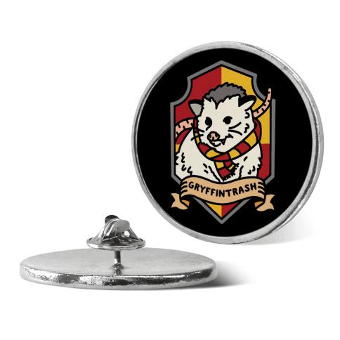 Gryffintrash pin