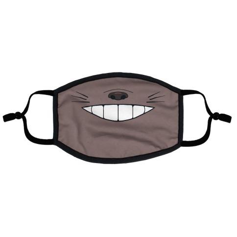 Neighborly Nose Flat Face Mask