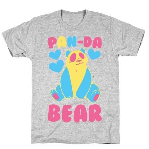 Pan-Da Bear T-Shirt
