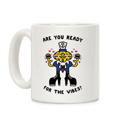 Mushroombob Veggieburgerhands Coffee Mug