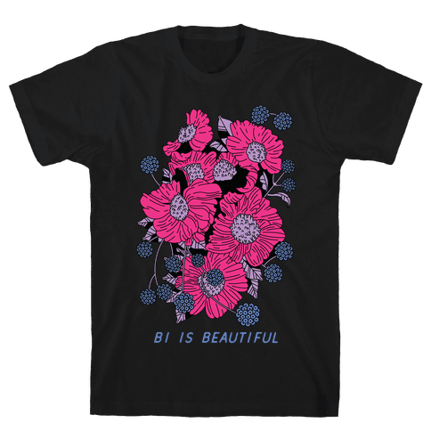 Bi is Beautiful Mens T-Shirt