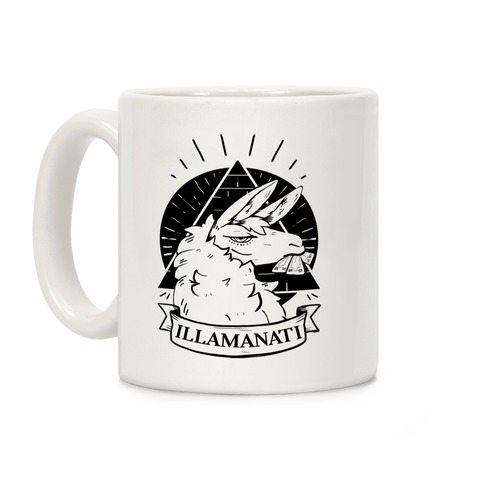 Illamanati Coffee Mug