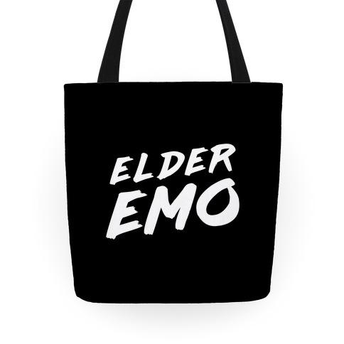Elder Emo Tote