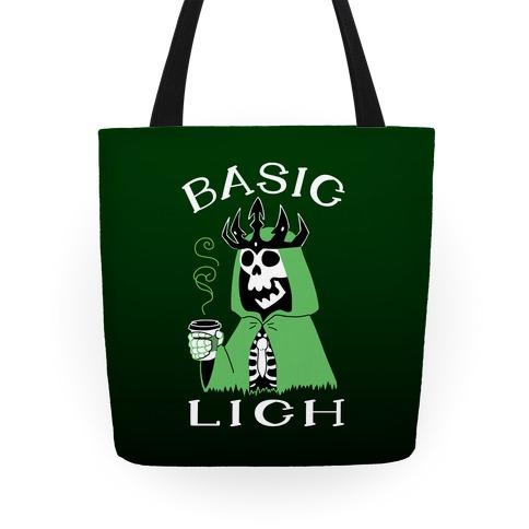 Basic Lich Tote