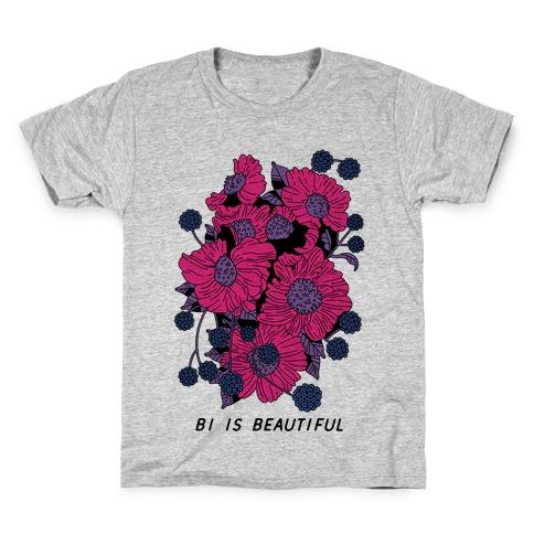 Bi is Beautiful Kids T-Shirt