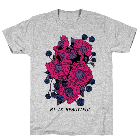 Bi is Beautiful Mens T-Shirt