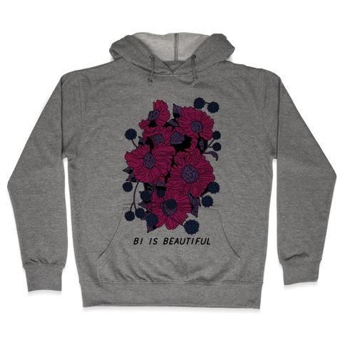 Bi is Beautiful Hooded Sweatshirt