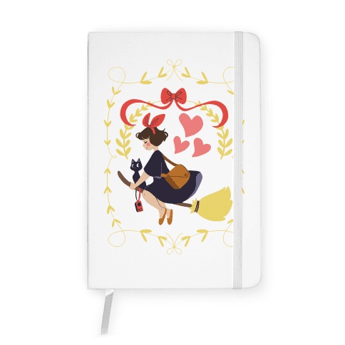 Delivery Witch - Kiki Notebook