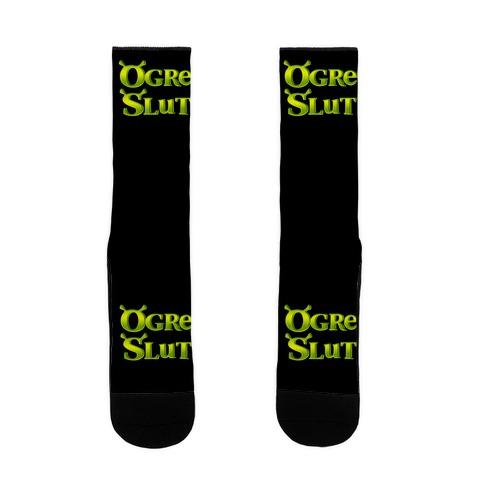 Ogre Slut Sock