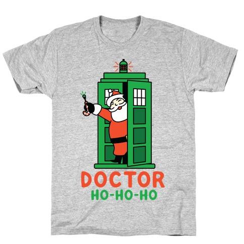 Doctor Ho-Ho-Ho T-Shirt