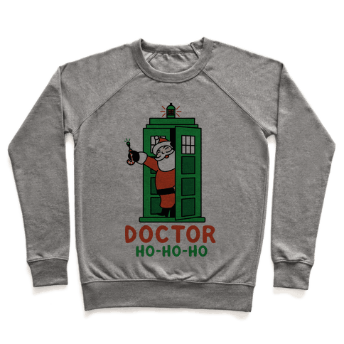 Doctor Ho-Ho-Ho Pullover
