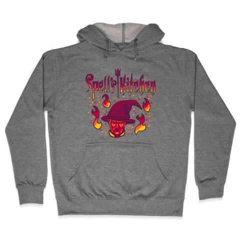 Spells Kitchen Hooded Sweatshirt