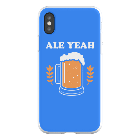 Ale Yeah Phone Flexi-Case