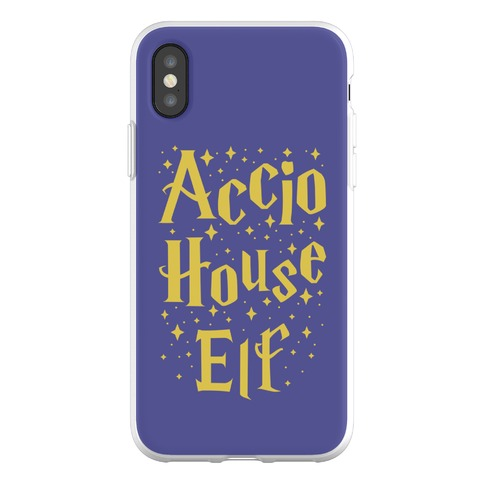 Accio House Elf Phone Flexi-Case