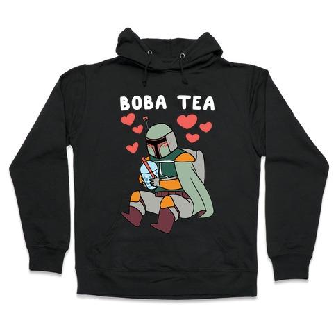 Boba Fett Tea Hooded Sweatshirt