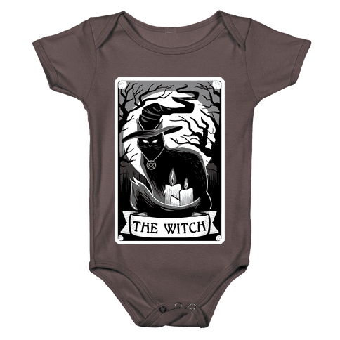 The Witch Baby One-Piece
