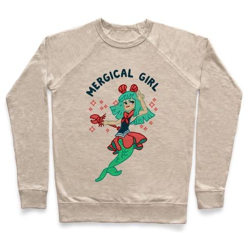 Mergical Girl Pullover