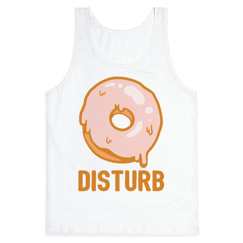 Donut Disturb Tank Top