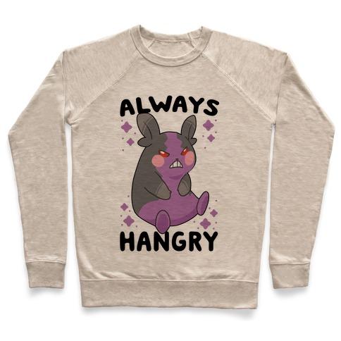 Always Hangry - Morpeko Pullover