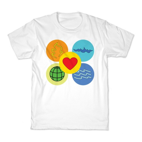 With our powers combined... Kids T-Shirt