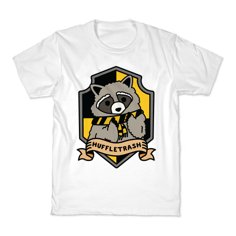 Huffletrash Kids T-Shirt