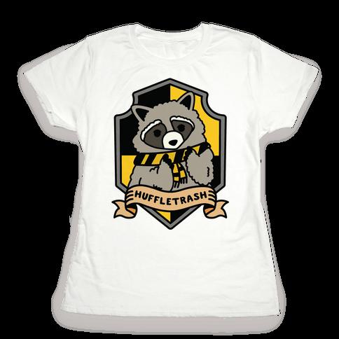 Huffletrash Womens T-Shirt