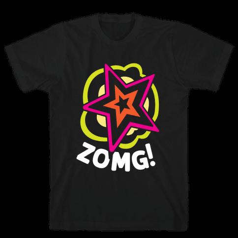 Ryuji Zomg! Mens/Unisex T-Shirt