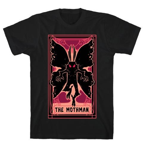 The Mothman Tarot T-Shirt