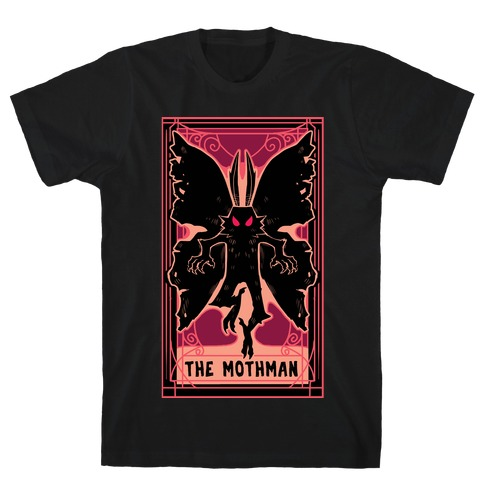 The Mothman Tarot T-Shirt