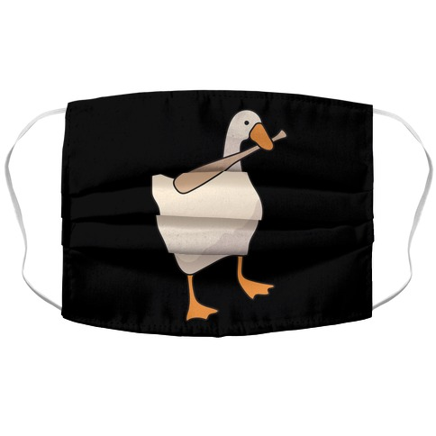 Mess With The Honk You Get The Bonk Face Mask Cover