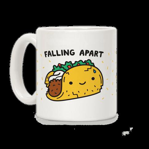 Falling Apart Taco