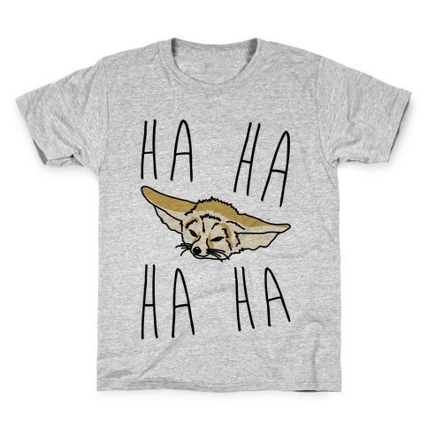 Fenneko's Laugh Parody Kids T-Shirt