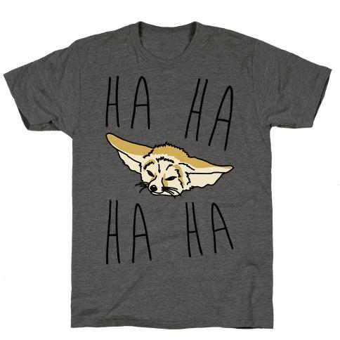 Fenneko's Laugh Parody T-Shirt
