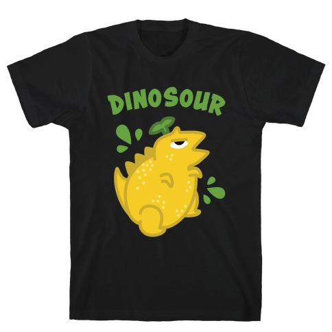 Dinosour (Lemon) T-Shirt
