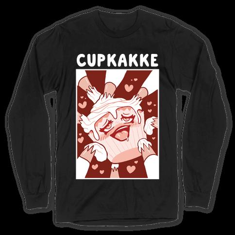 Cupkakke Long Sleeve T-Shirt