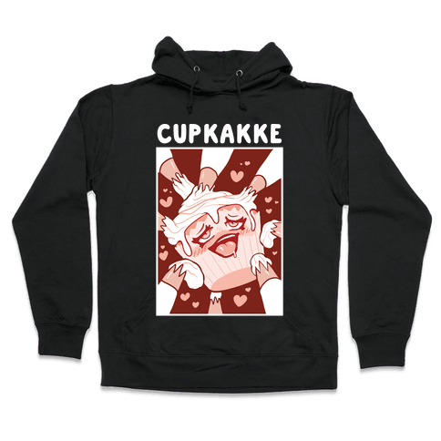 Cupkakke Hooded Sweatshirt