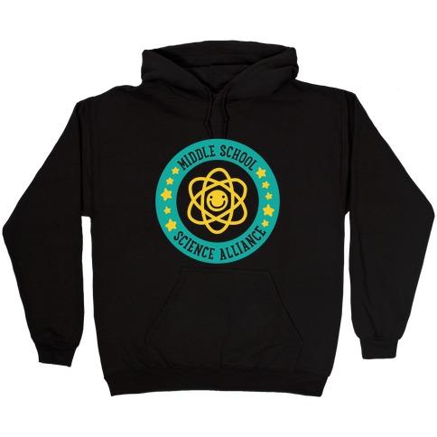 Middle School Science Alliance Hooded Sweatshirt