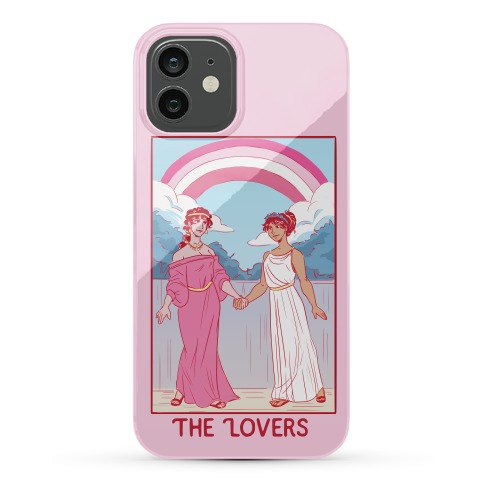 The Lovers - Sappho Phone Case