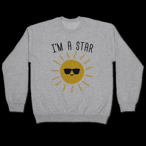 I'm A Star (Sun) Pullover