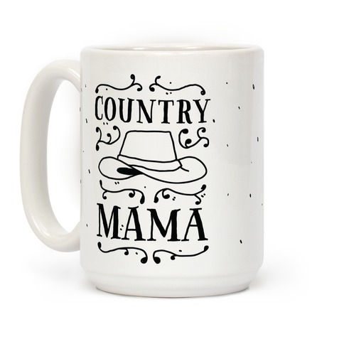Country Mama Coffee Mug