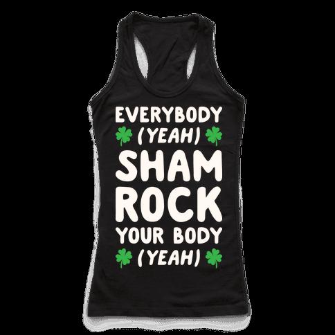 Everybody Shamrock Your Body