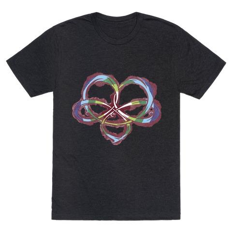 Polyamory Knot T-Shirt