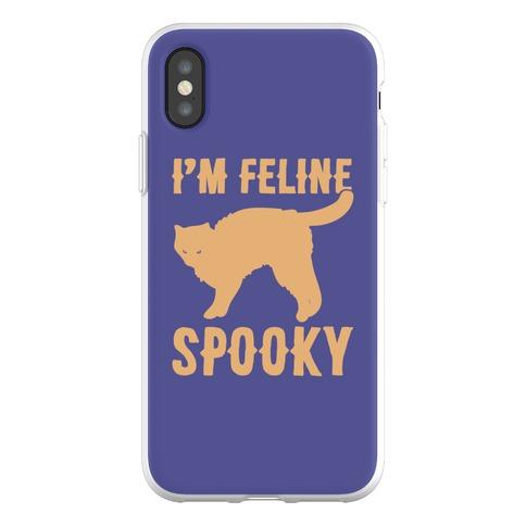 I'm Feline Spooky Phone Flexi-Case