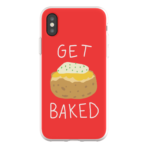 Get Baked Phone Flexi-Case