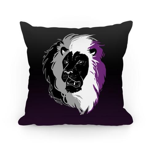 Ace Lion Pride Pillow