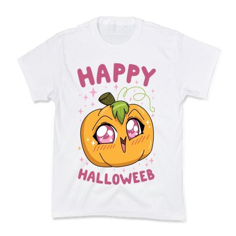 Happy Halloweeb Kids T-Shirt