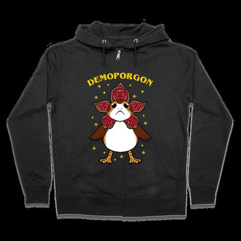 DemoPORGon Zip Hoodie