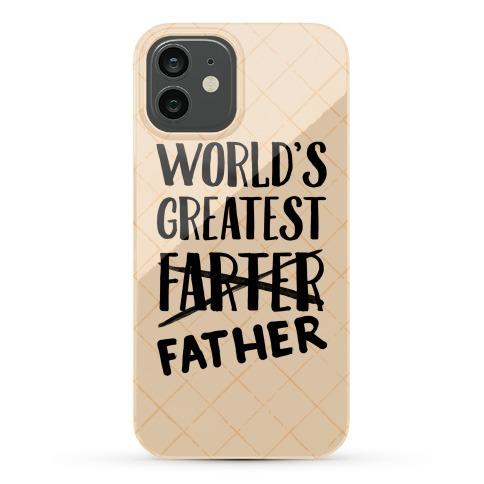 World's Greatest Farter Phone Case