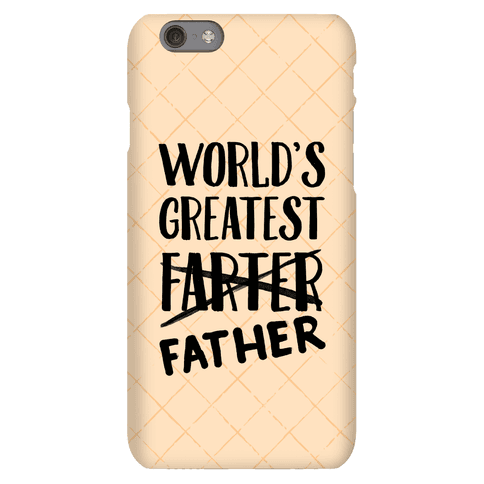 World's Greatest Farter Phone Case